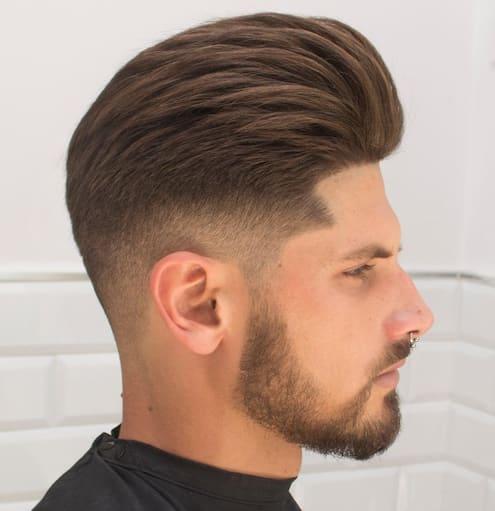 11 Pompadour Fade Haircut 2018 Mens Haircuts Mens Hairstyles