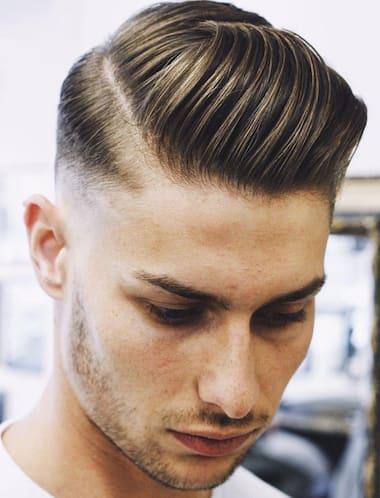 14 Pompadour Fade Haircut 2018 Mens Haircuts Mens Hairstyles