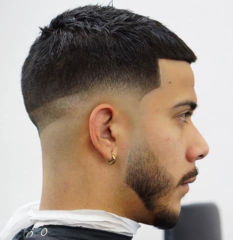 2018 Bald Fade Haircut 3 Men S Haircut Styles