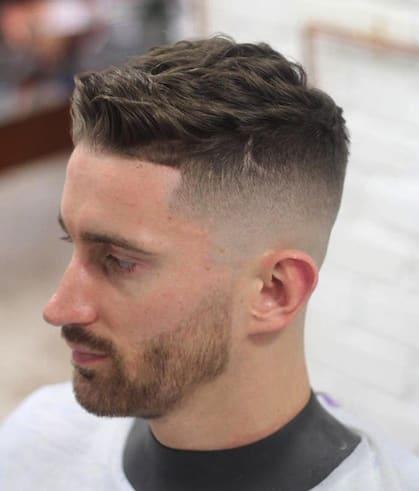 Top 30 Classy Bald Fade Haircut 2018 Men S Haircut Styles