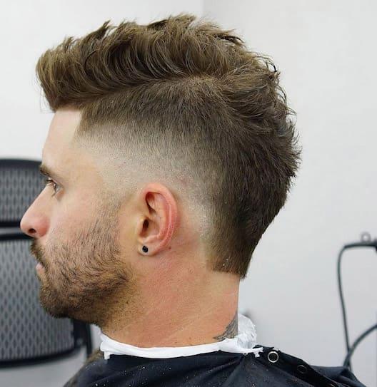 Classy 2018 Mohawk Haircut Mens Haircuts Mens Hairstyles
