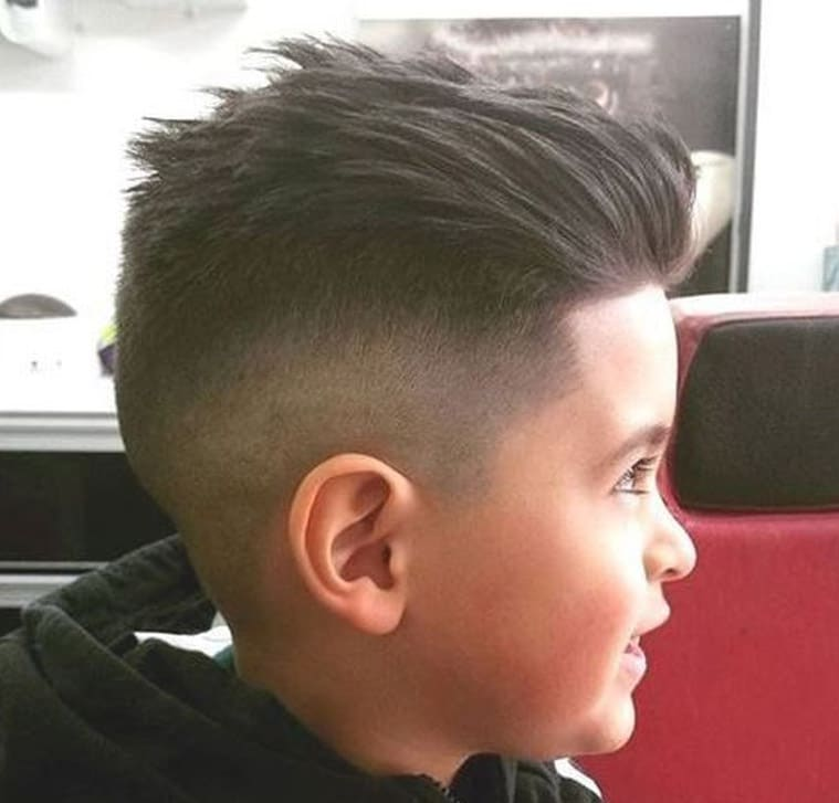 29 Cool Mohawk Haircut 2018