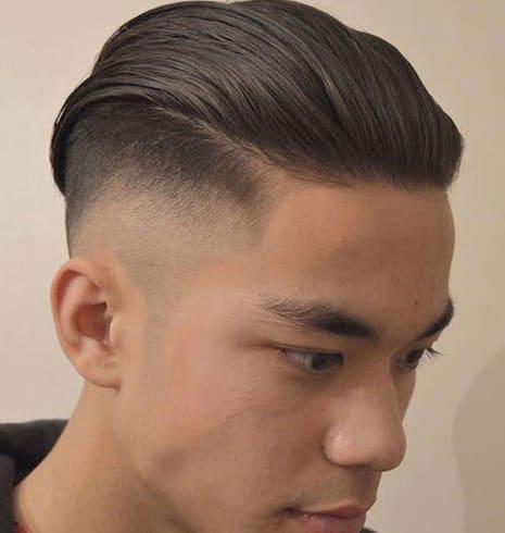 27 Slick Back Hair Men 2018