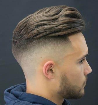 33 Cool Pompadour Fade Haircut 2018 Mens Haircuts Mens Hairstyles