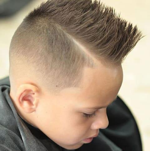 30 Beautiful Boy Haircuts 2018 - Men\'s Haircuts - Men\'s Hairstyles