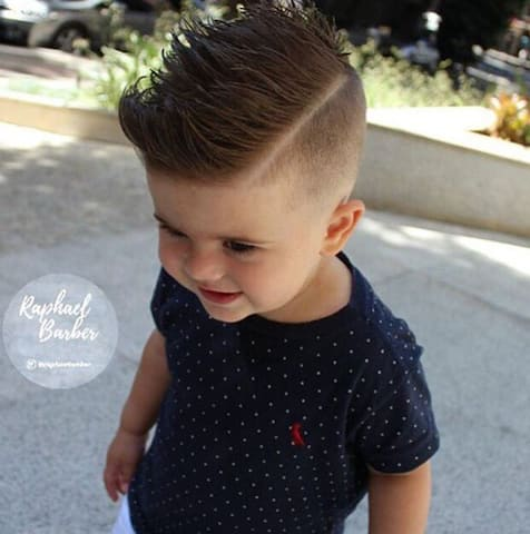 Little Boy Haircut Styles 2012 Haircuts Models Ideas