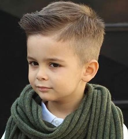 40 cool little boy haircuts 2018 mens haircuts mens hairstyles to help guardians around the globe weve aggregated 25 of the coolest young men hair styles from short hair styles for example side parts winobraniefo Image collections