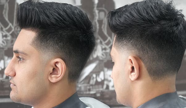 Popular Taper Haircut 2018 Mens Haircuts Mens Hairstyles