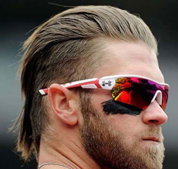 Baseball Haircuts 2018