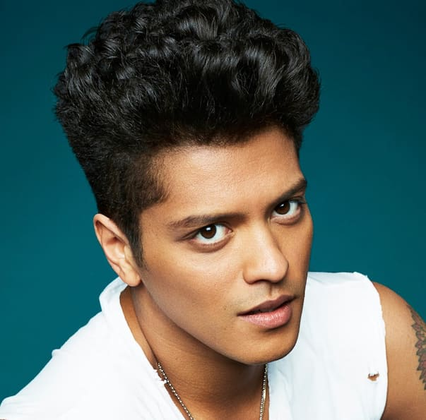 Bruno Mars Haircut 2018