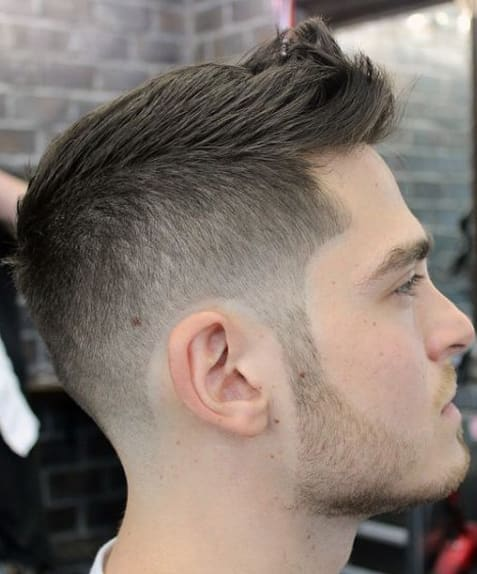 Short Spiky Hairstyles for men 2018