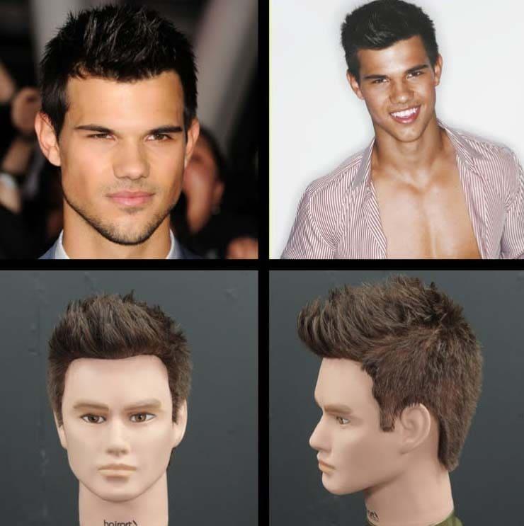 Taylor Lautner Haircut 2018
