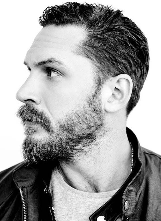 Tom Hardy Beard 2018
