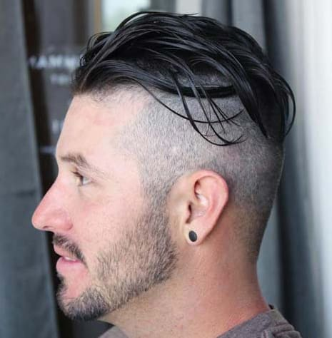 hairstyles for balding men 2018