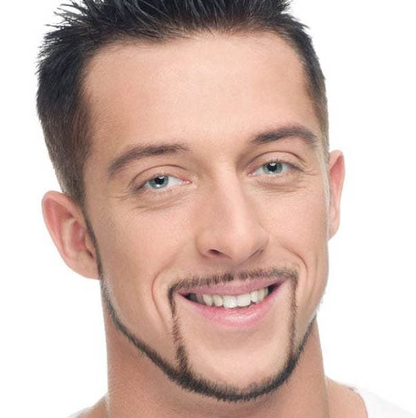 Chin Strap Beard Styles 2018