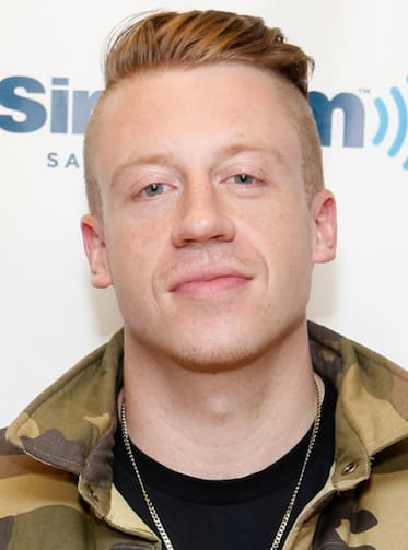 Macklemore Haircut 2018