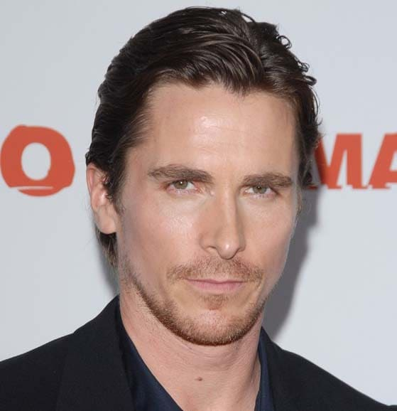 Christian Bale Haircut 2018