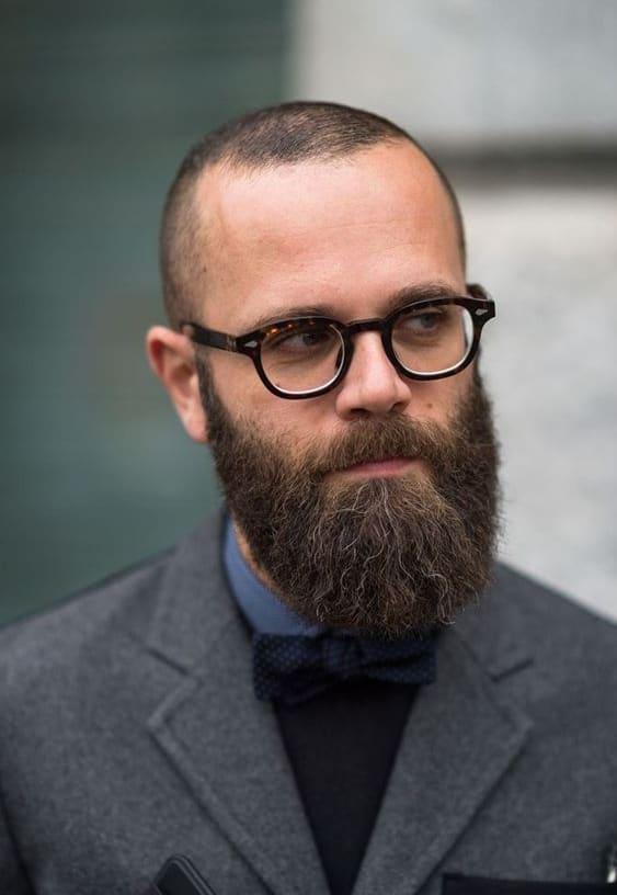 Bald Men with Beards 2018