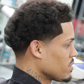 18 Afro Taper Fade Haircut 2018