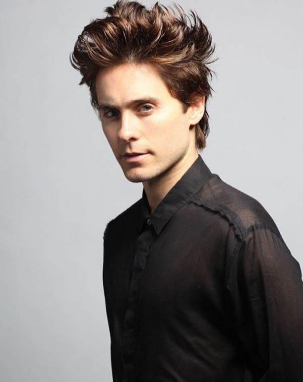 Jared Leto Haircut 2018