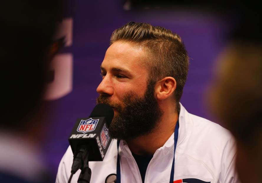 19 Julian Edelman Haircut 2018
