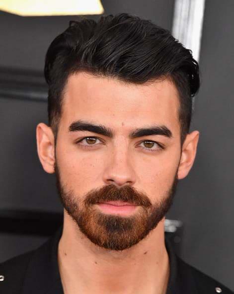 Joe Jonas Haircut 2018