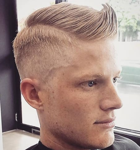 mens blonde hairstyles 2018