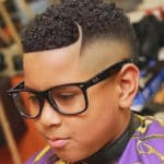 20+ Cool Black Boys Haircuts 2018