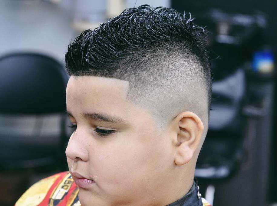 2018 Mohawk Fade Haircut 19 Mens Haircuts Mens Hairstyles