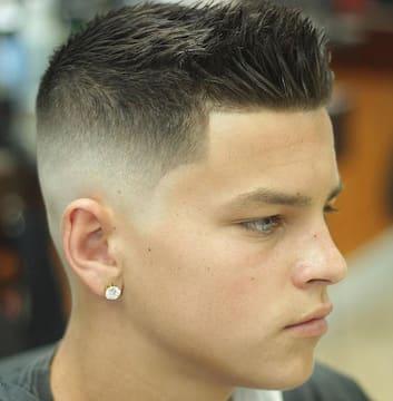 Superb 2018 Skin Fade Haircut Mens Haircuts Mens Hairstyles