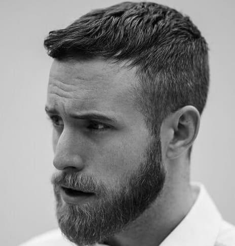 25 Cool Low Maintenance Mens Haircuts 2018