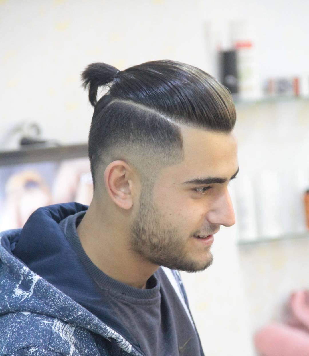 20 Cool Man Bun Undercut 2018 Men S Haircut Styles
