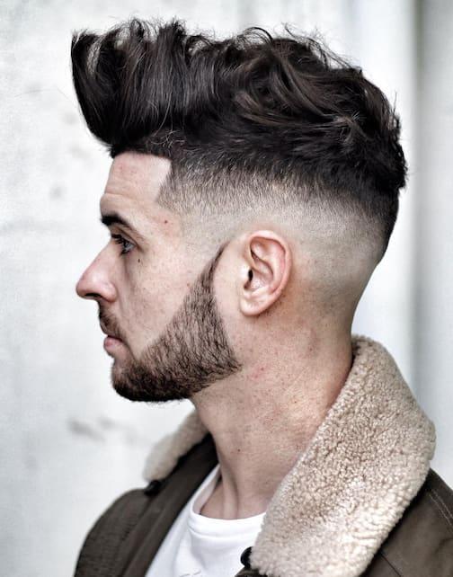 2018 Men Haircut For Oblong Face 16 Mens Haircuts Mens Hairstyles