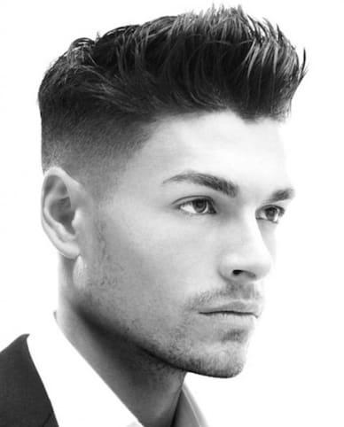 Best 2018 Men Haircut For Oblong Face Mens Haircuts Mens