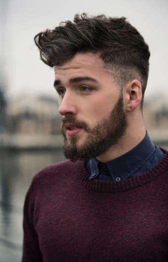 2018 Men Haircut For Long Face 14 Mens Haircuts Mens Hairstyles