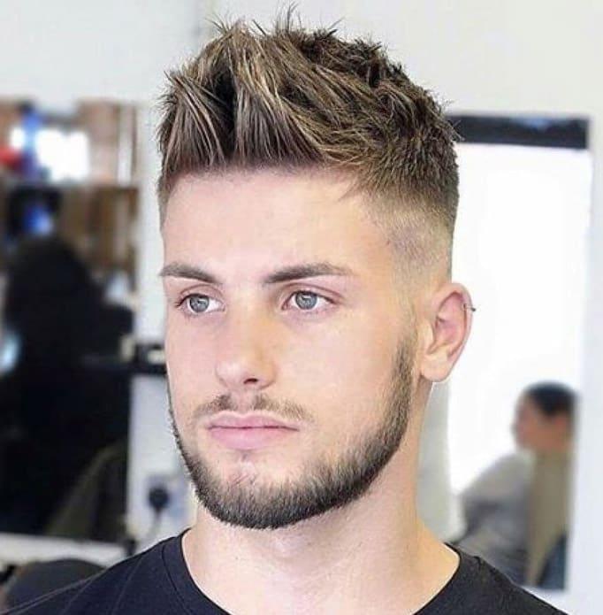 25+ Classy Men Haircut for Round Face 2018 - Men\'s Haircut ...