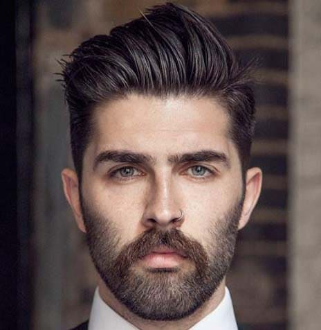 2018 Men Haircuts For Oval Face 11 Men S Haircut Styles