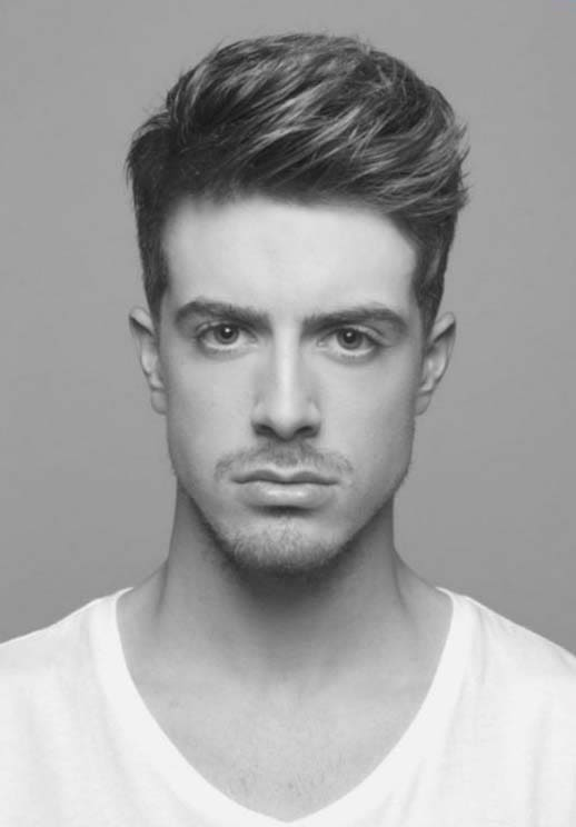 Best 2018 Men Haircuts For Oval Face Men S Haircut Styles