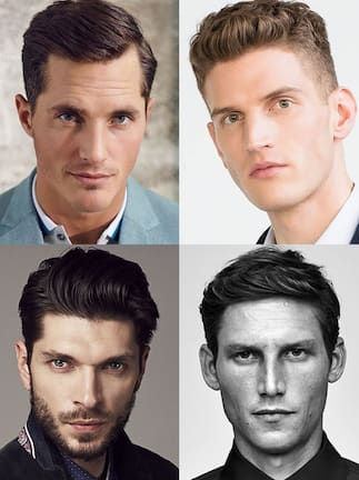 30 Classy Men Haircuts For Oval Face 2018 Mens Haircuts
