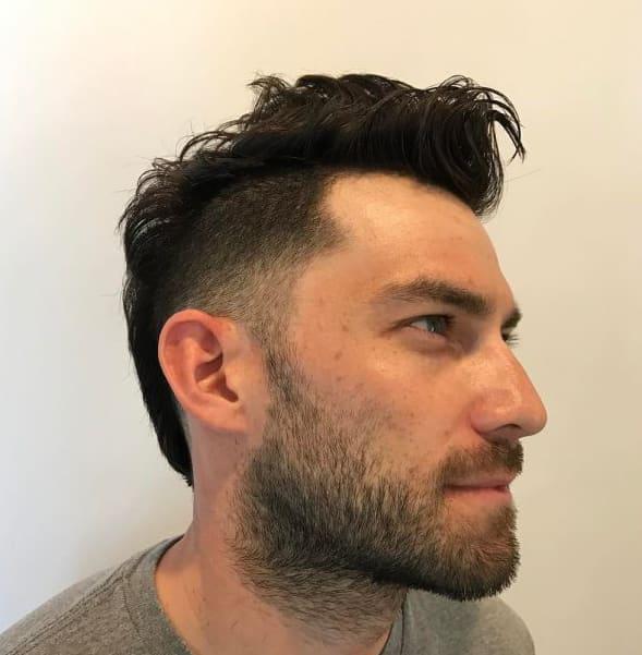 2018 mullet haircut 18 - Men\'s Haircuts - Men\'s Hairstyles