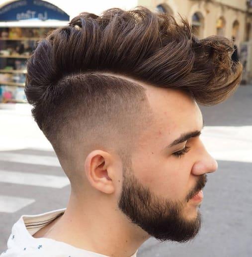 2018 Mullet Haircut Mens Haircuts Mens Hairstyles