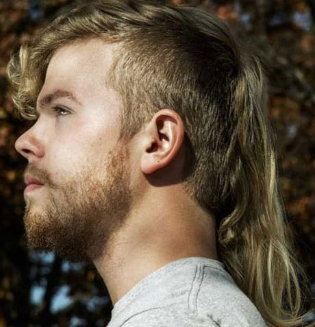 30 cool mullet haircut 2018  men's haircut styles