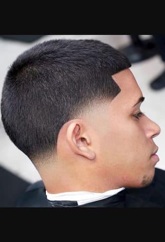 2018 Taper Fade Haircut 6 Mens Haircuts Mens Hairstyles