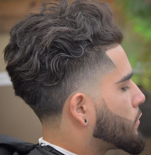 2018 Taper Fade Haircut Mens Haircuts Mens Hairstyles