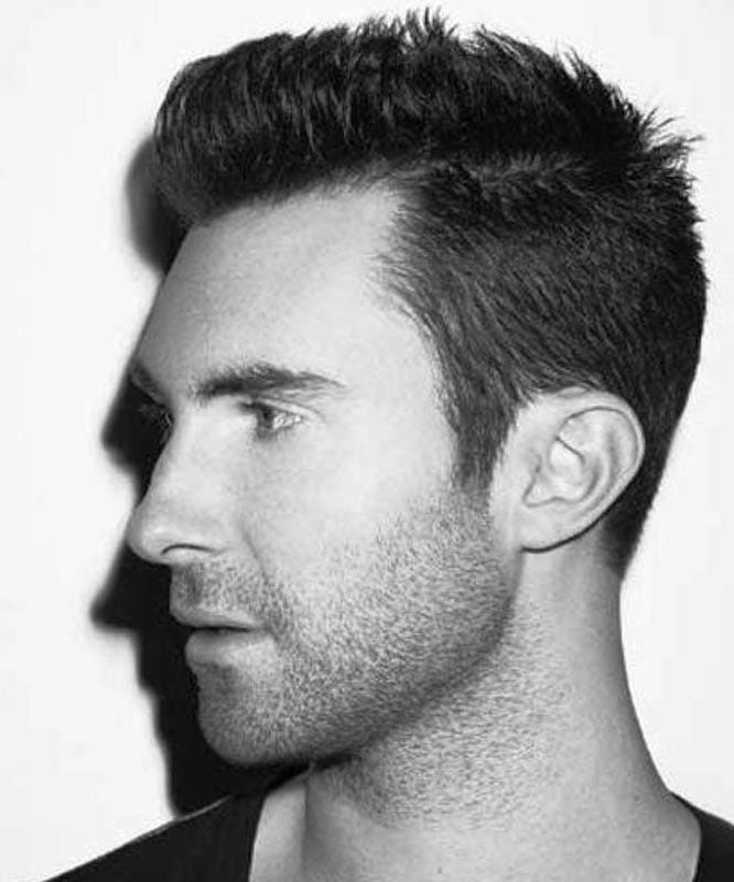 Adam Levine Haircut 2018