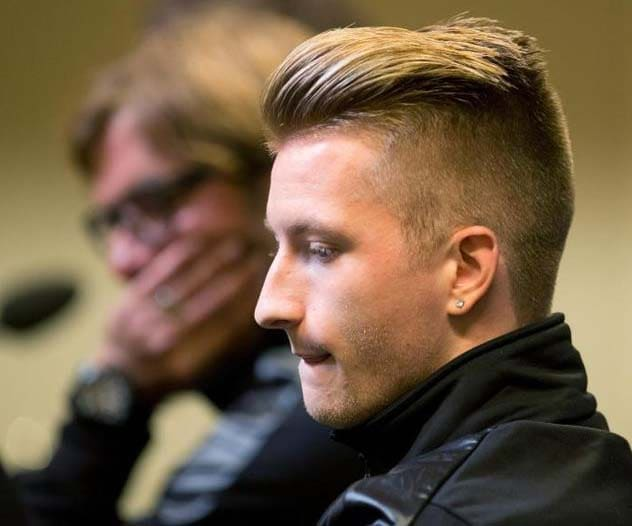21 Marco Reus Haircut 2018