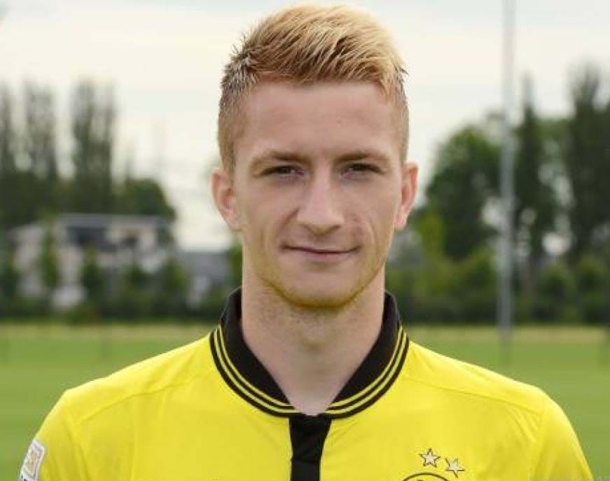 22 Marco Reus Haircut 2018