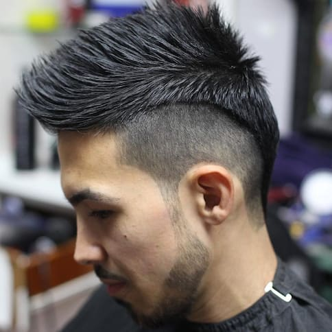 22 Short Spiky Hairstyles for men 2018 - Men\'s Haircuts - Men\'s ...