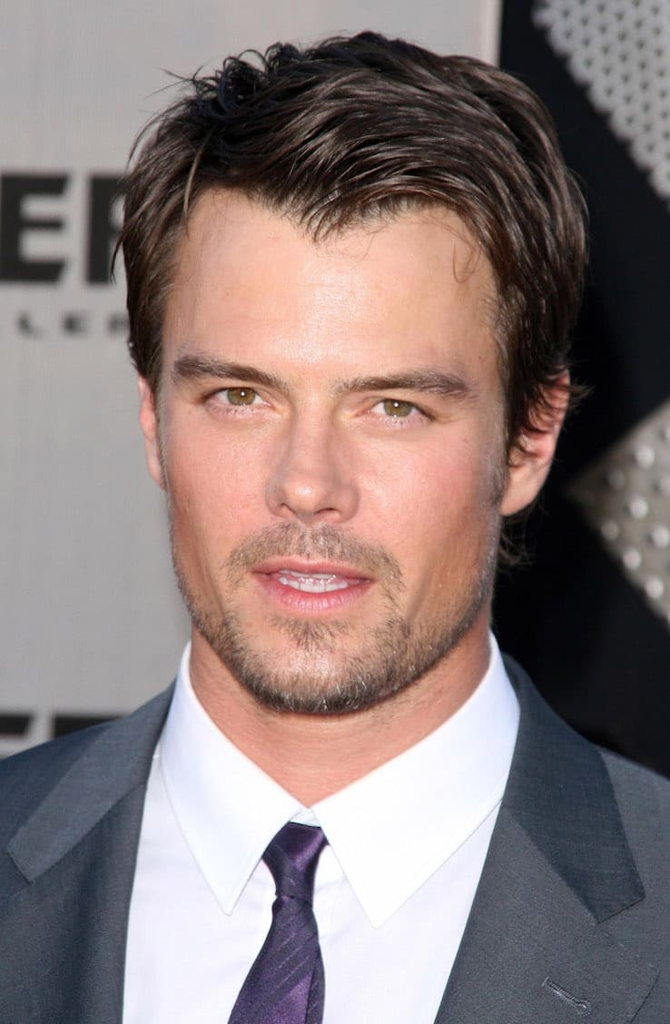 Josh Duhamel haircut 2018