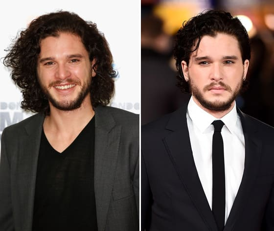 Kit Harington Haircut 2018